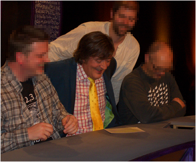 Circlemakers with Stephen Fry